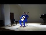 Для контраста с предыдущим видео, звучит совсем другая бразильская музыка. Э.Вила-Лобос Этюд 7, Прелюдия 4, Этюд 12