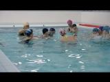 Занятия с малышами в детском бассейне Аквамарин с Филипповой Светланой) Идем учиться плавать!!!! Звоните 2814385