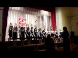Псковская весна 2016, выступление хора лицея 21, дом детского творчества