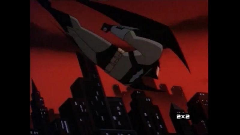 Новые приключения Бэтмена - 1 сезон 14 серия