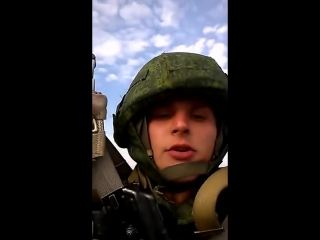 Мама мне сказала, если я пойду в армию, то я буду очень серьезным