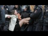 Ольга Лозина о своем задержании в Москве