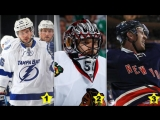 """Kucherov, Crawford and Hayes are named the NHL's """"Three Stars"""" of the week Nov 7, 2016"""