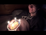 MY BIRTHDAY  PLAYING WITH A SQUIRREL _ VLOG 20
