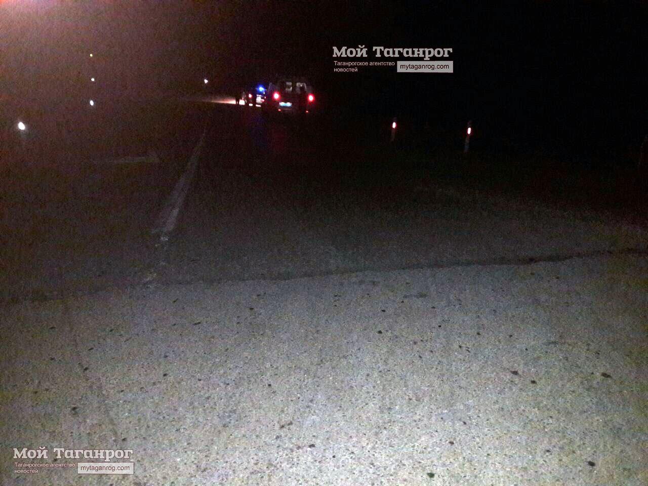 На трассе под Таганрогом автоледи на «десятке» сбила 15-летнего пешехода