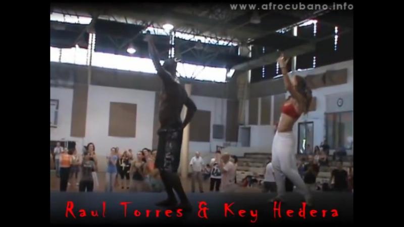 Raul Torres Kateryna Key Hedera Pliushch. Timba Workshop.Bulgary 2010_from youtube