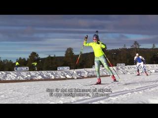 Мона Брорссон о превосходном тренировочном лагере в Idre Fjäll! / Mona Brorsson