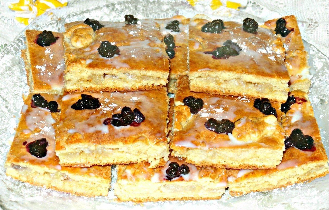 Печенье на кефире со сгущенным молоком и