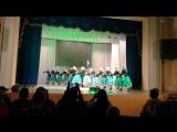 Образцовые хореографический ансамбль