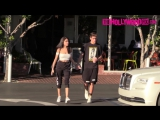 Madison Beer (with Jack Gilinsky and Jack Johnson Have Lunch Together At Fred Segal)