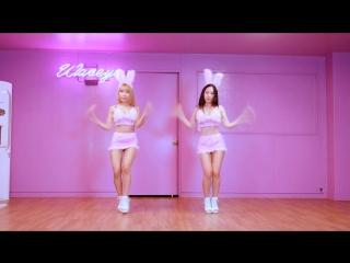 TWICE() TT() cover dance WAVEYA