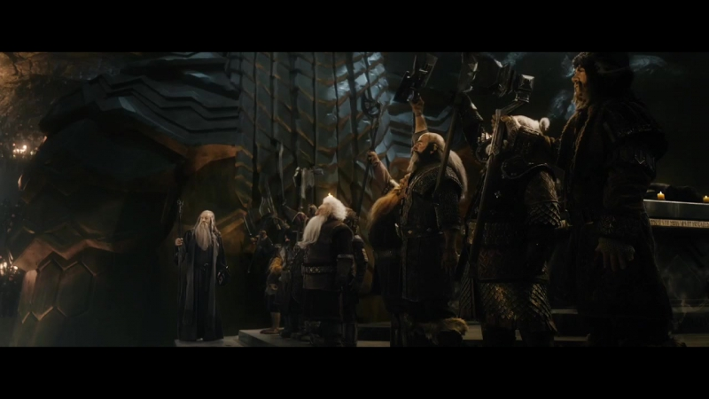 Даин Железностоп The Hobbit The Battle of the Five Armies Хоббит Битва Пяти Армий