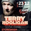 23.12 TERRY HOOLIGAN (LONDON,UK) @ ALIBI