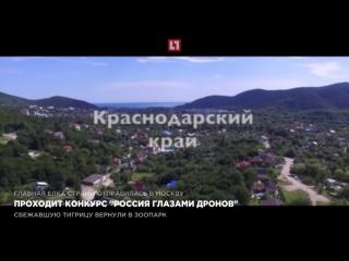 Победитель первой недели конкурса «Россия глазами дронов»