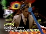 402) Information Society - Walking Away 1988 (Genre Synth pop) 2017 (HD) Excluziv Video