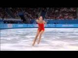 Аделина Сотникова короткая программа Олимпиада Сочи 2014