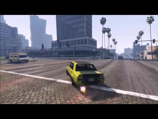 GTA 5 - Маленькое НЛО омеги! Для чего оно? [Тайны ГТА 5]