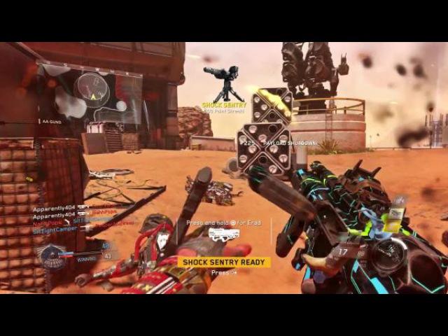 Call of Duty Infinite Warfare - Обновление Quartermaster, VPR