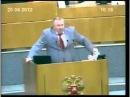 Жириновский говорит правду о грабеже Центробанка РФ