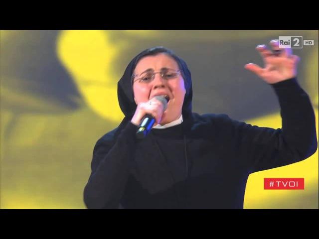 Suor Cristina Scuccia - No One - (Alicia Keys)