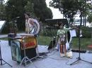 ARRAZANDO - BRAILA 13.08.2010 - ROLANDO SI YAKARI - by adypys Braila -