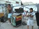 ARRAZANDO - MANGALIA 11.08.2010 - ROLANDO SI YAKARI - by adypys Braila -