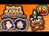 Paper Mario TTYD Paper Thin Pals - PART 18 - Game Grumps
