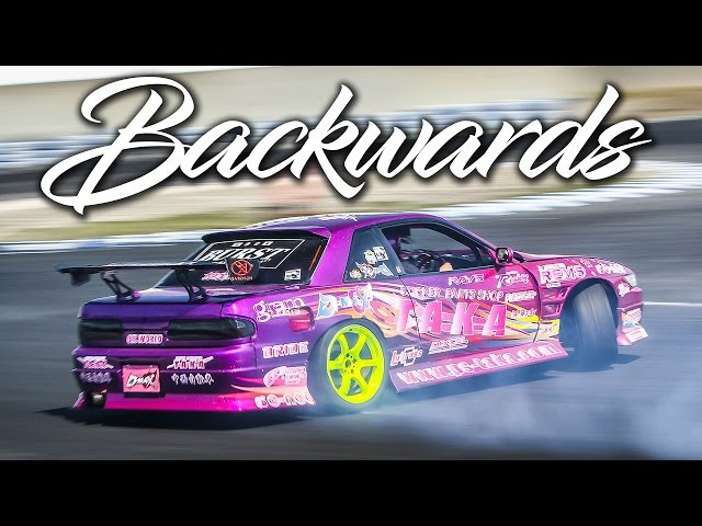 Awesome Backwards Entries 2 (Reverse Entries) - Drift