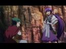 Magi Sinbad no Bouken / Маги Приключение Синдбада - 3 серия Nazel Revi_Kim AniMedia
