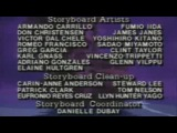 Fox's Peter Pan &amp The Pirates - Ending Credits - Video Dailymotion