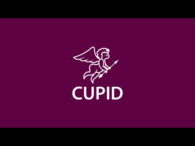 Создание логотипа с купидоном (Creating a logo with Cupid)