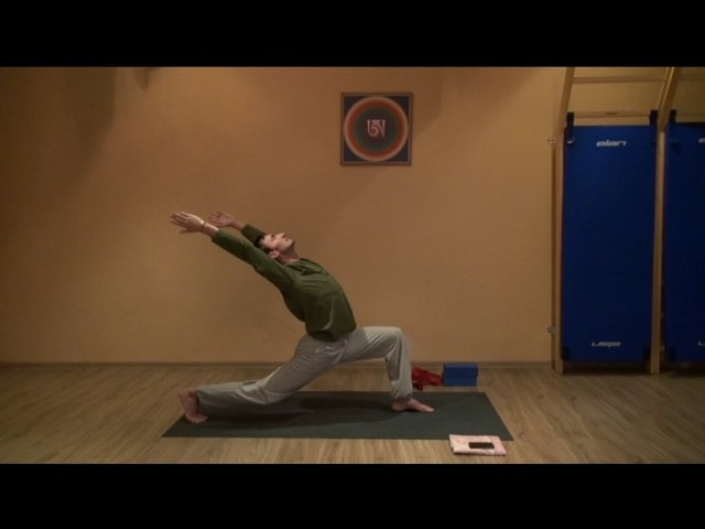 комплекс асан хат-ха йоги по подготовке к шпагату