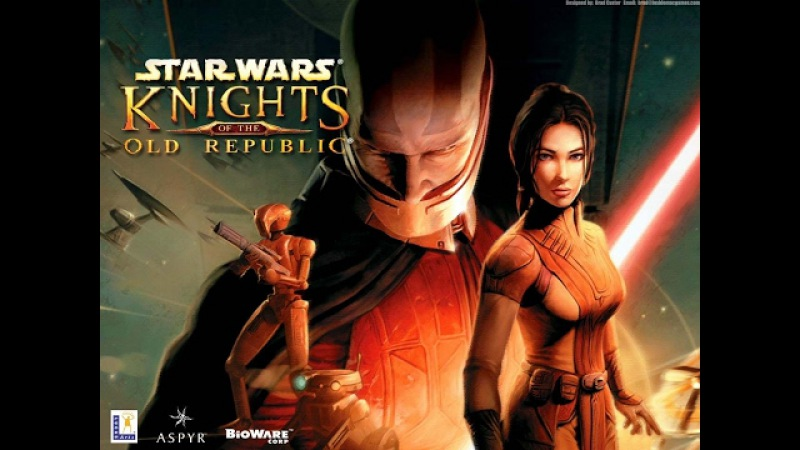 Star Wars: Knights of the Old Republic (часть 6) - Кашиик