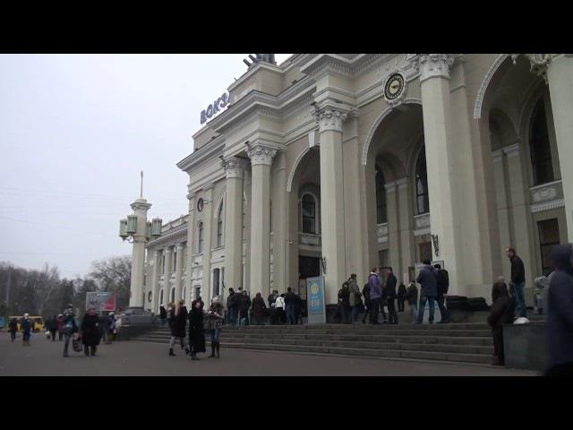 3 й песенный флешмоб в Одессе ВЗОРВАЛИ ВОКЗАЛ Бандеровцы были в ярости смотреть онлайн без регистрации