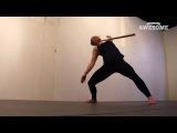 Girl Kung Fu (music Carl DouglasKung Fu Fighting )