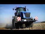 NEW HOLLAND T9  560 PS  Lemken Thorit 9