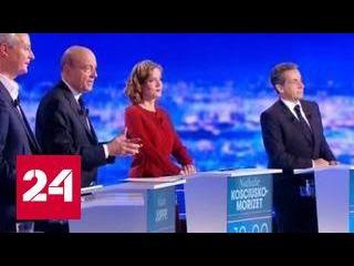 Теледебаты во Франции: обсуждалась и роль России на международной арене