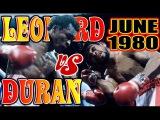 Sugar Ray Leonard vs Roberto Duran 28th of 40 June 1980 - THE BRAWL IN MONTREAL -