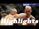 Robert Lawler vs Rory MacDonald Highlights | Робби Лоулер - Рори Макдональд лучшие моменты