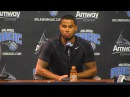 D.J. Augustin - Introductory Press Conference - Orlando Magic | 2016 NBA Free Agency