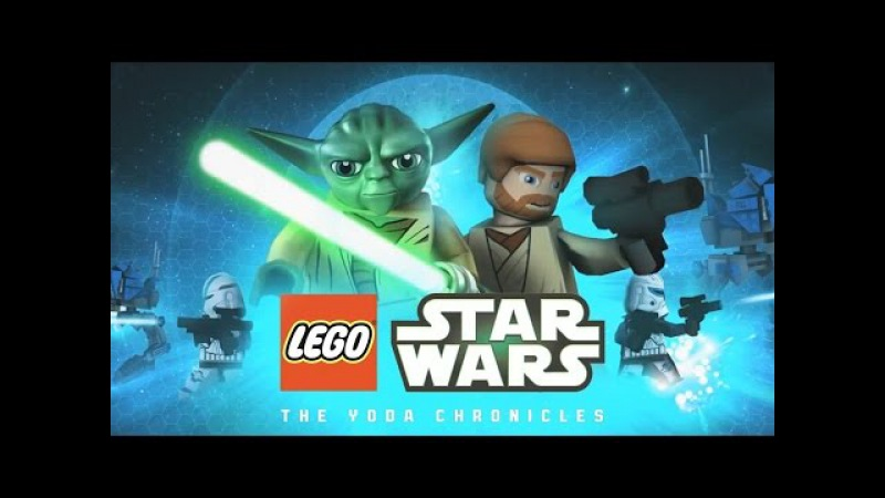 Lego Star Wars Yoda 2 Android Gamelay HD