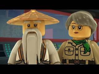LEGO Ninjago 5 сезон 8 серия Смертельная опасность (52 эпизод)