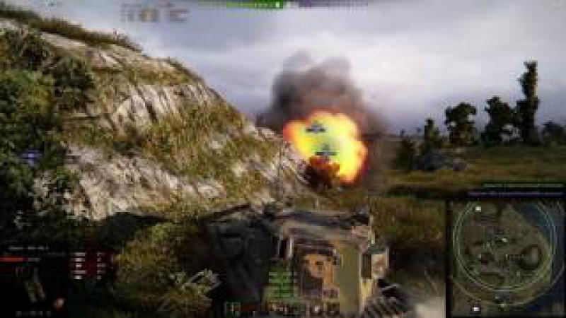 World of Tanks Funny Moments FV215b 183 Explained! ..)