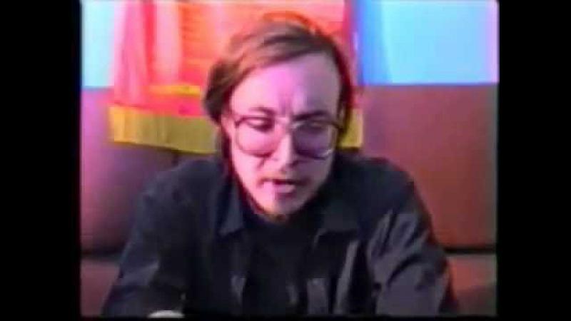 Егор Летов о русском роке ( Иркутск , 1995 г )