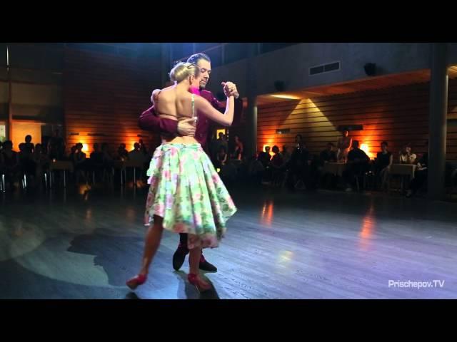 Michael Nadtochi and Eleonora Kalganova, 1, Moscow, Milonga Me Gusta 14.04.2015
