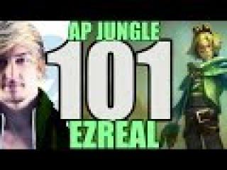 Siv HD - Best Moments 101 - JUNGLE AP EZREAL