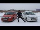 LADA GRANTA SPORT Лучший спортивный авто Согласованный тест драйв