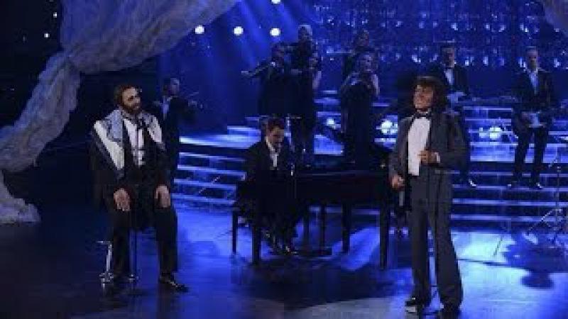 Ruslan Alehno - James Brown Luciano Pavarotti «It's A Man's World»