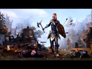 The Elder Scrolls Online: PAX West Day 2 - Dueling Comes to ESO