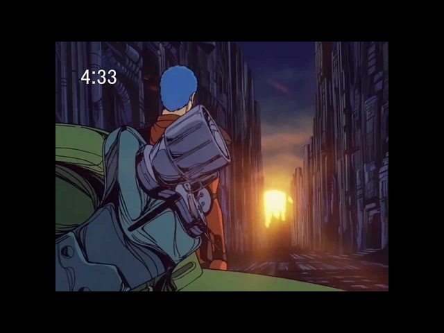 装甲騎兵ボトムズ OP FULL /「炎のさだめ」